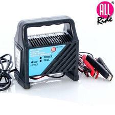 Caricabatterie Auto Avviatore 4A 12V Con Indicatore Carica Batteria Automobili