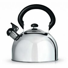 Stainless Steel Stove Top Whistling Kettle - Grunwerg 3 Litre 3l Htk3 Induction