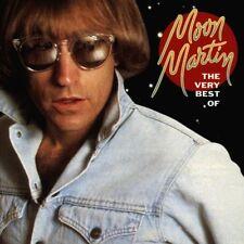 MOON MARTIN - BEST OF, THE VERY  CD 22 TRACKS R&B / POP NEU