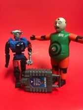 R231 Crash Test Dummies Kenner Tyco Junkman Figure Lot Vintage Loose