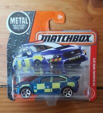 MATCHBOX 2017 60/125 '15 SUBARU WRX STI (Short Card) (A+/A)