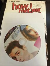 How I Met Your Mother - Season 2, Disc 3 REPLACEMENT DISC (not full season)