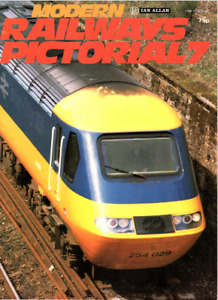 MODERN RAILWAYS PICTORIAL Magazine 1979 - Number 7. The Hope Valley,Andover