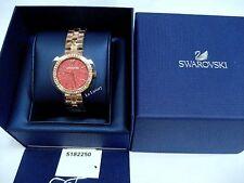 Swarovski Daytime Coral Bracelet Watch, Swiss quartz Authentic MIB 5182250