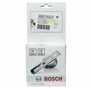 Original Spritzgebäckvorsatz MUM4 MUM5 Küchenmaschine Fleischwolf Bosch 00573027