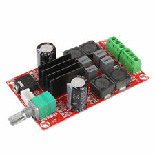 TPA3116D2 Digital Class D Amplifier Board 2X50W 12V to 24V Dual Channel Stereo