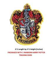 Harry Potter Gryffindor Crest Embroidered Patch Highest Rated Seller w/tracking