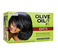 ORS Olive Oil Hair Relaxer No Lye Kit - ( EXTRA STRENGTH )