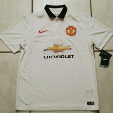 NWT NIKE Manchester United 2014 Soccer Jersey  Men's Large