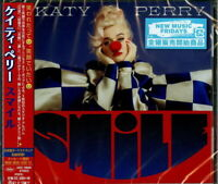 Katy Perry - Smile (Japanese Deluxe Edition) (18 tracks) [New CD] Deluxe Ed, Jap