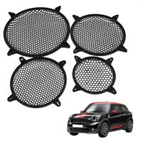 SubWoofer Metal Mesh Cover Waffle Speaker Grill Protect Guard DJ Car Audio LT