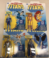 Dc Legion of Collectors Raven, Nightwing, Cyborg, Starfire Teen Titans Figure