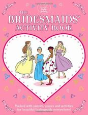 The Bridesmaids' Activity Book (Buster Activity),Gemma Reece, Ann Kronheimer