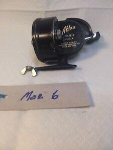 Spin Casting Reel Atlas Number 1912 Model A