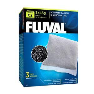 Fluval C2 Carbon 3 Pack