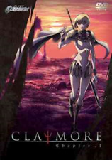 CLAYMORE CHAPTER.1-JAPAN DVD K81