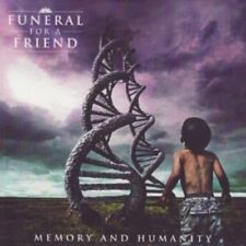 Funeral for a Friend-memory and Humanity CD NUOVO