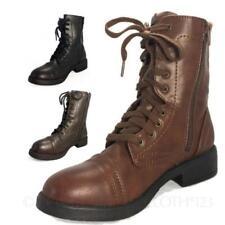 Rutschfeste Damenschuhe im Boots-Stil