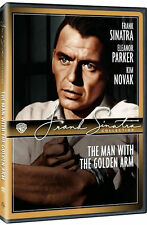 MAN WITH THE GOLDEN ARM - DVD - Region 1