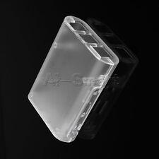 ABS Transparent Clear Plastic Case Box Enclosure Raspberry Pi 2 Model B /B+ V1