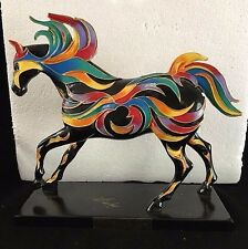 PHOENIX PONY Trail Of Painted Ponies Limited First Edition Signed Sculpture  DF