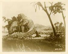 IRWIN ALLEN RAY HARRYHAUSEN THE ANIMAL WORLD 1956 VINTAGE PHOTO ORIGINAL #2