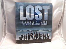 LOST SEASON 1 COLLECTORS BINDER