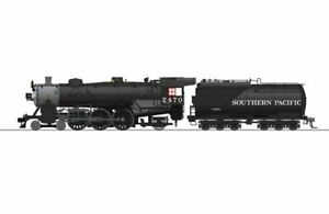 Broadway Limited 5922 HO Southern Pacific Light Pacific 4-6-2 Steam Loco #2470