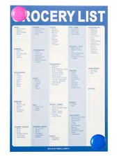 Grocery List Planning Pad Daily Planners Shopping List Notepad6 X 960 Sheet