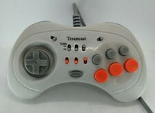 Saturn Style TREAMCAST Controller for Sega Dreamcast TESTED