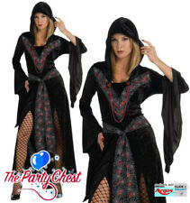 THE COVENANT PRINCESS OF WEBS COSTUME Ladies Halloween Fancy Dress Outfit 16549