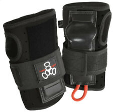 Triple 8 Roller Derby Slide On Wrist Guards * Free Shipping *