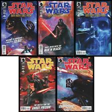 Star Wars Darth Vader and the Ghost Prison Comic Set 1-2-3-4-5 Emperor Palpatine
