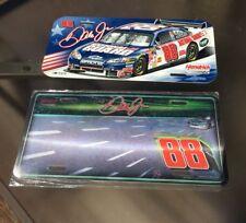 Lot Of 2 Dale Earnhardt Jr Liscense Plates~See Pictures