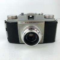 KODAK PONY IV Camera With Anastar Lens As-Is Untested, See Description
