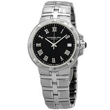 Raymond Weil 5580-ST-00208 Men's Parsifal Black Quartz Watch
