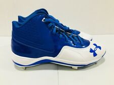 Under Armour Ignite Authentic Collection Metal Baseball Cleats Us Size 10.5