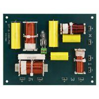Kenford Weiche Pro 3/400 3 Wege 400Watt 8 Ohm 12 Db/Okt. 1 kHz/6 kHz Crossover