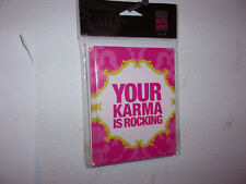 "New Naughty Betty 8 Pac of Karma Blank Note Cards/Envelopes 4"" X 5.5"""