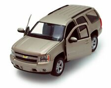2009 Chevy Tahoe SUV - Welly 22509 1/24 scale Diecast Car
