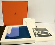 JOSEF ALBERS Limited Edition Scarf by Hermès Editeur edition #16 Including Book!