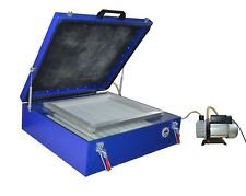 UV Vacuum Exposure Unit Silk Screen Printing PCB Maker 110V Compressor Outside