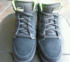 Zapatillas Nike 6.0 for a mediados de 3 487948 007 Negro Amarillo-Size UK 7.5