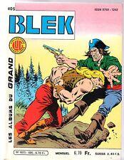 ¤ BLEK n°405 ¤ ¤ ¤ ¤  1984 LUG