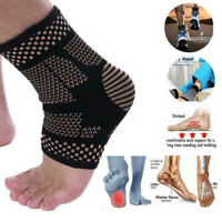 Original Quality Vita Wear Copper Infused Magnetic Foot Support Compression Sock