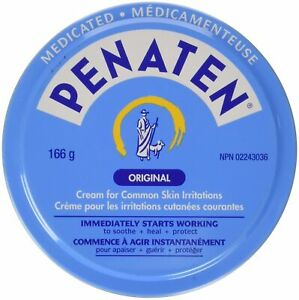 Penaten Medicated Cream, 166g/5.9 oz., {Imported from Canada}