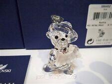 Swarovski Crystal Kris Bear Fritz 884452 Mib Coa