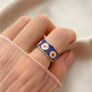 Vintage Geometric Crystal Midi Finger Ring Set Punk Boho Knuckle Rings Jewelry