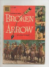 Dell Four Color Comics #855 - Broken Arrow Photo Cover - (Grade 3.5) 1957