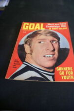 Goal August Magazines in English
